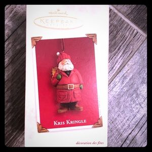 Hallmark Kris Kringle Ornament